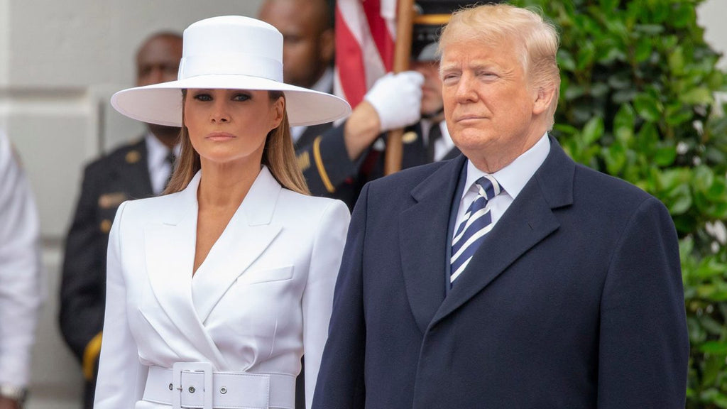 Melania Trump caused controversy again by wearing this on her African trip