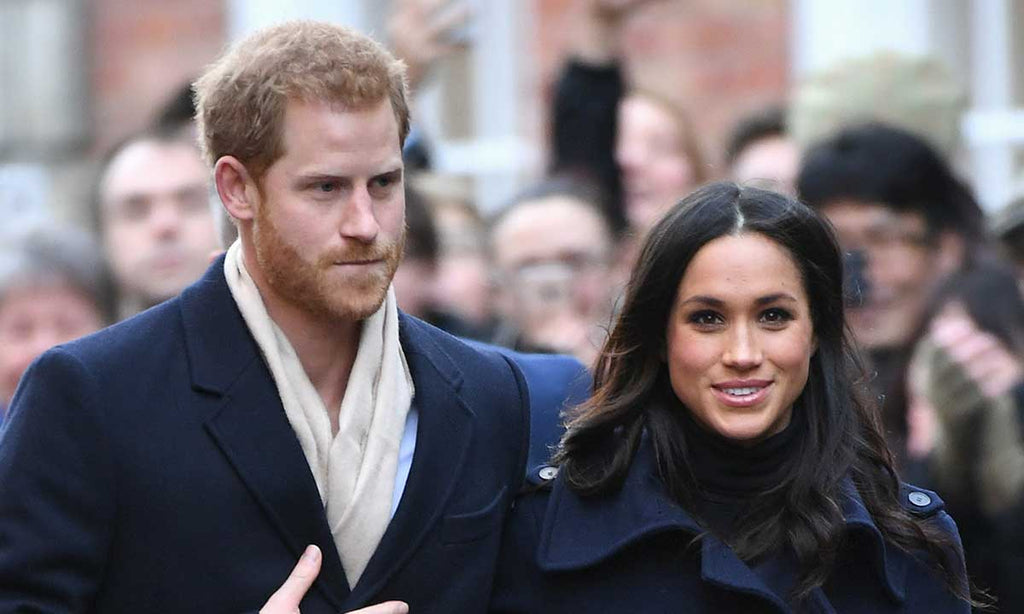 Prince Harry and Meghan Markle's baby announcement breaks record