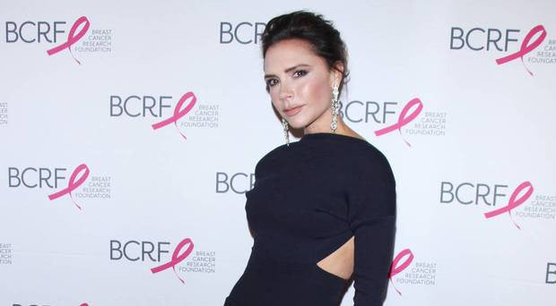 Victoria Beckham is a nervous wreck ahead of fashion shows