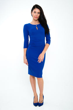 The Olivia Cobalt Blue