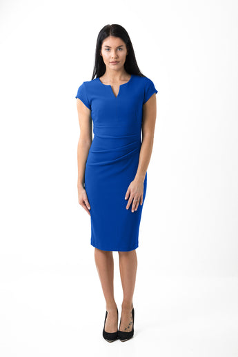The Holly Cobalt Blue