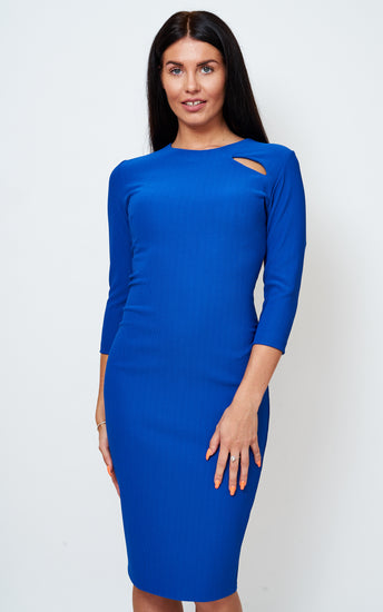 The Emily Cobalt Blue