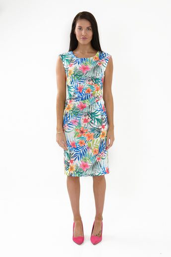 The Marissa Tropical Print