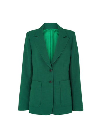 Holly Green Tailored Blazer