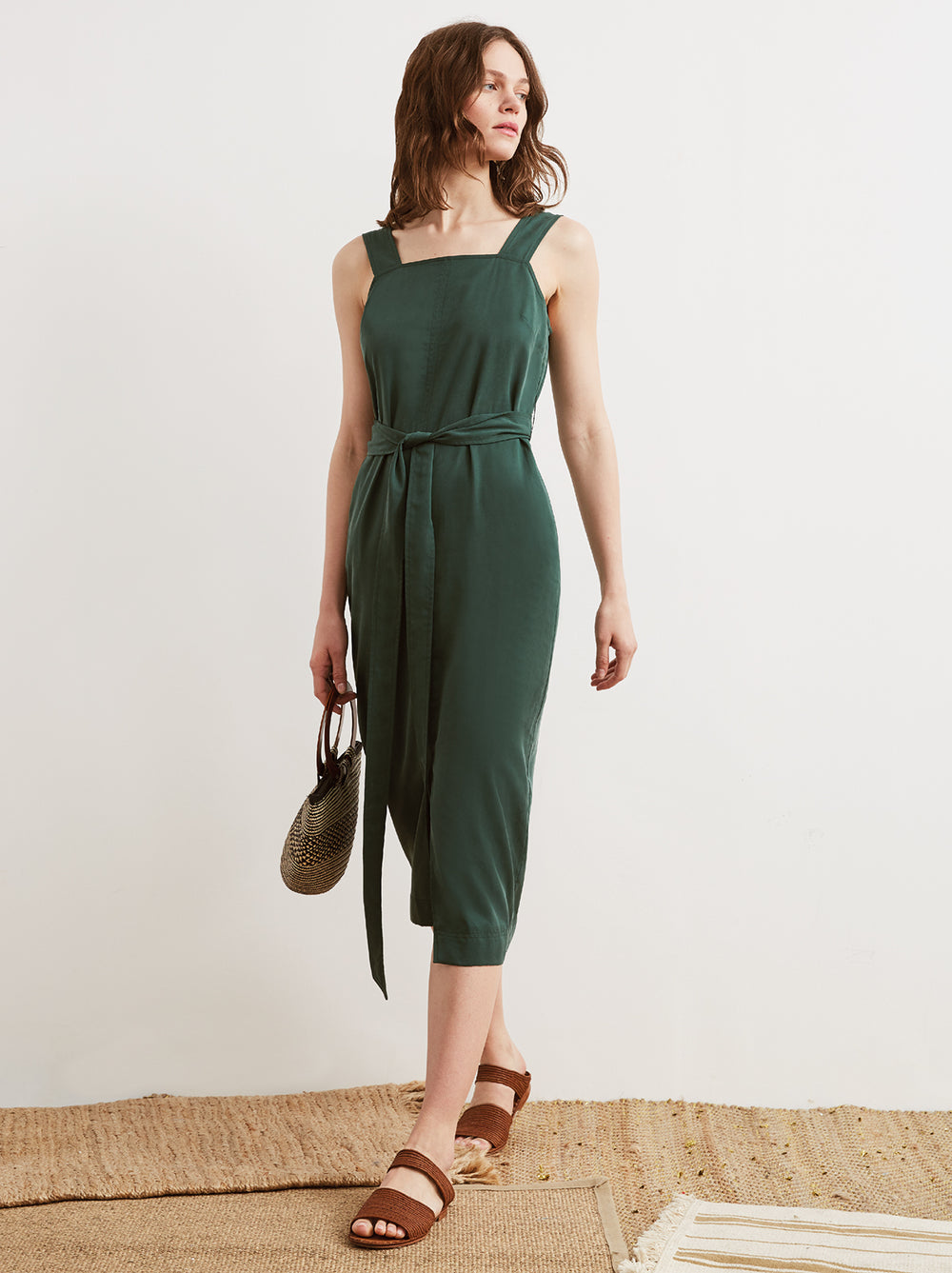 Morgan Column Dress