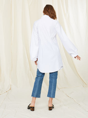 Verdy Poet Sleeve Shirt Dress