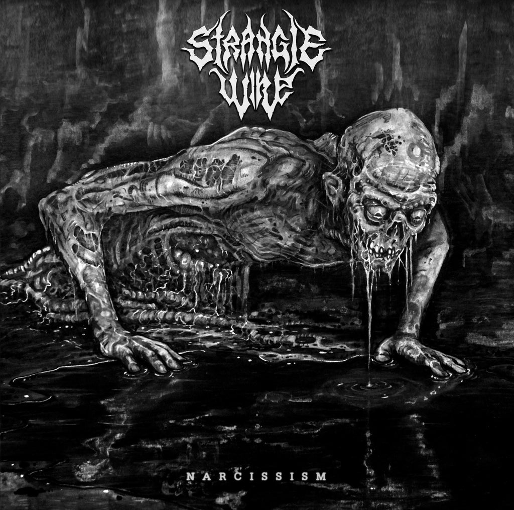 New Release: Strangle Wire - Narcissism