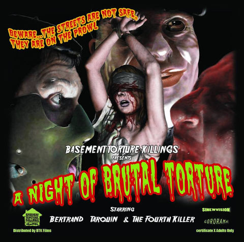 Basement Torture Killings - A Night fo Brutal Torture