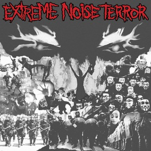 Extreme noise terror - Self titled