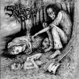 A Split Worse Than Death - 5 Way Split cd