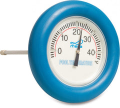 Floating Thermometer Round