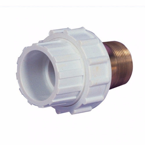 Composite Union Plug - Threaded