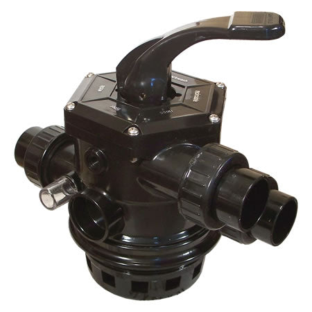 Top Mount Screw Multiport Valve
