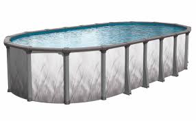 Oval Pools 52 Inch Deep