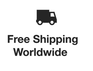 Free Shipping Worldwide.