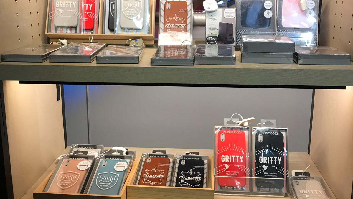 MONOCOZZI in Eslite Bookstore, Causeway Bay, Hong Kong