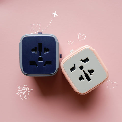 Travel Adaptor Gift Set