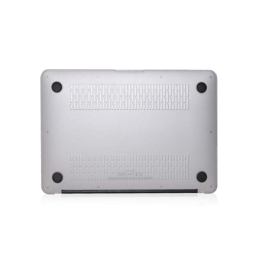 "LUCID | Translucent hard shell case for MacBook Air 13"" - Translucent"