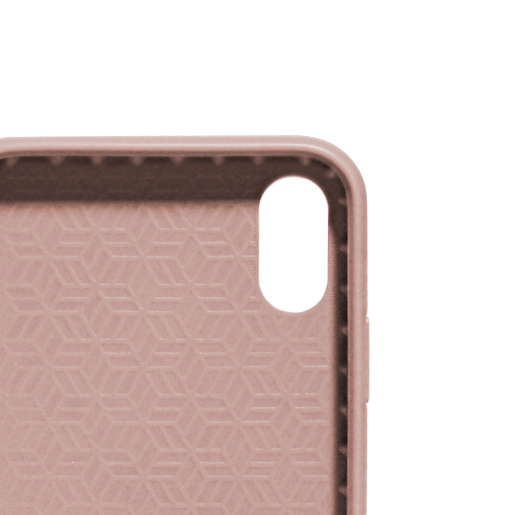 LUCID PLUS | Shock Resistant Case for iPhone XS Max - Rosary Coral