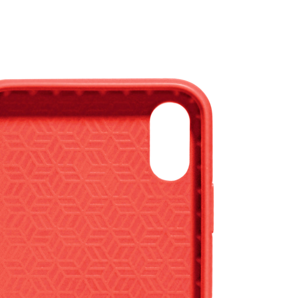 LUCID PLUS | Shock Resistant Case for iPhone XS Max - Red