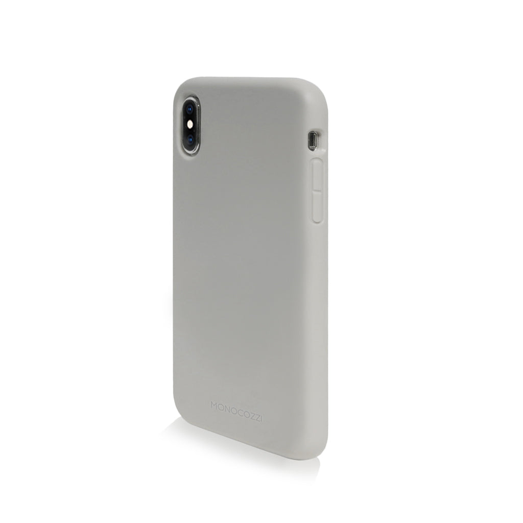 LUCID PLUS | Shock Resistant Case for iPhone XS - Stone Grey