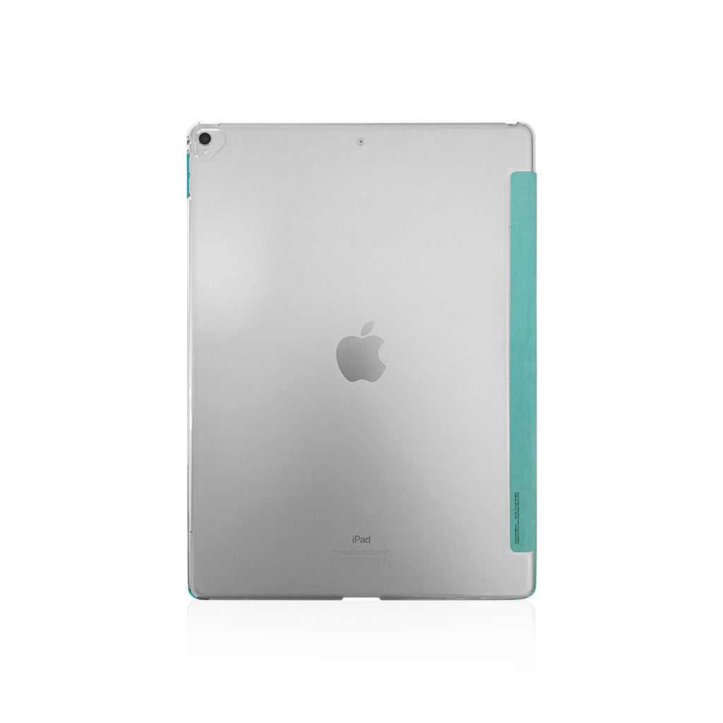 "Lucid Folio | Ultra Slim Hard Flip for iPad Pro 12.9"" w/ Auto On-Off (2017) - Blue"