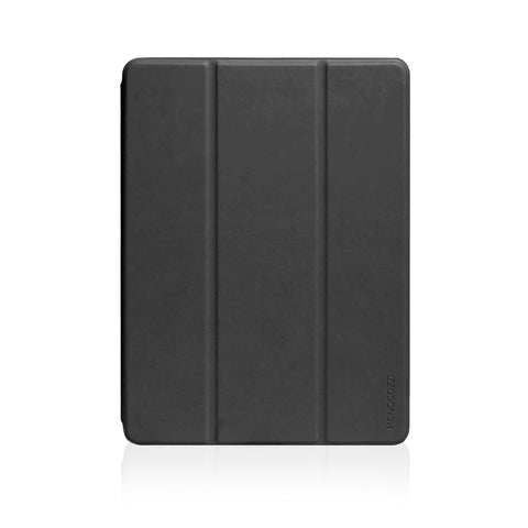 LUCID PLUS FOLIO | Shock Resistant Folio Case for (2018) 9.7-inch iPad with Apple Pencil Slot - Charcoal