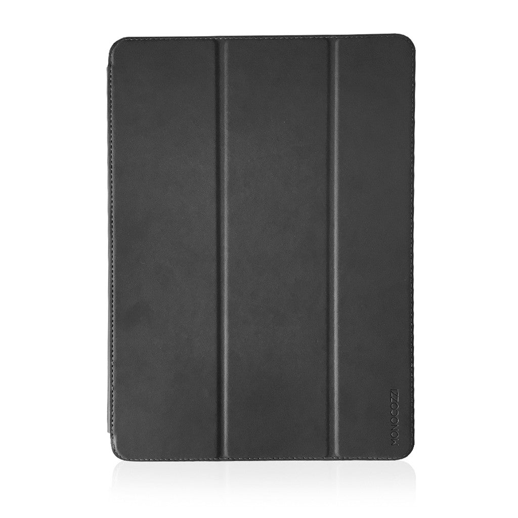 LUCID FOLIO |  Ultra Slim Hard Flip Case for iPad Pro 10.5-inch w/ Auto On-Off  - Charcoal