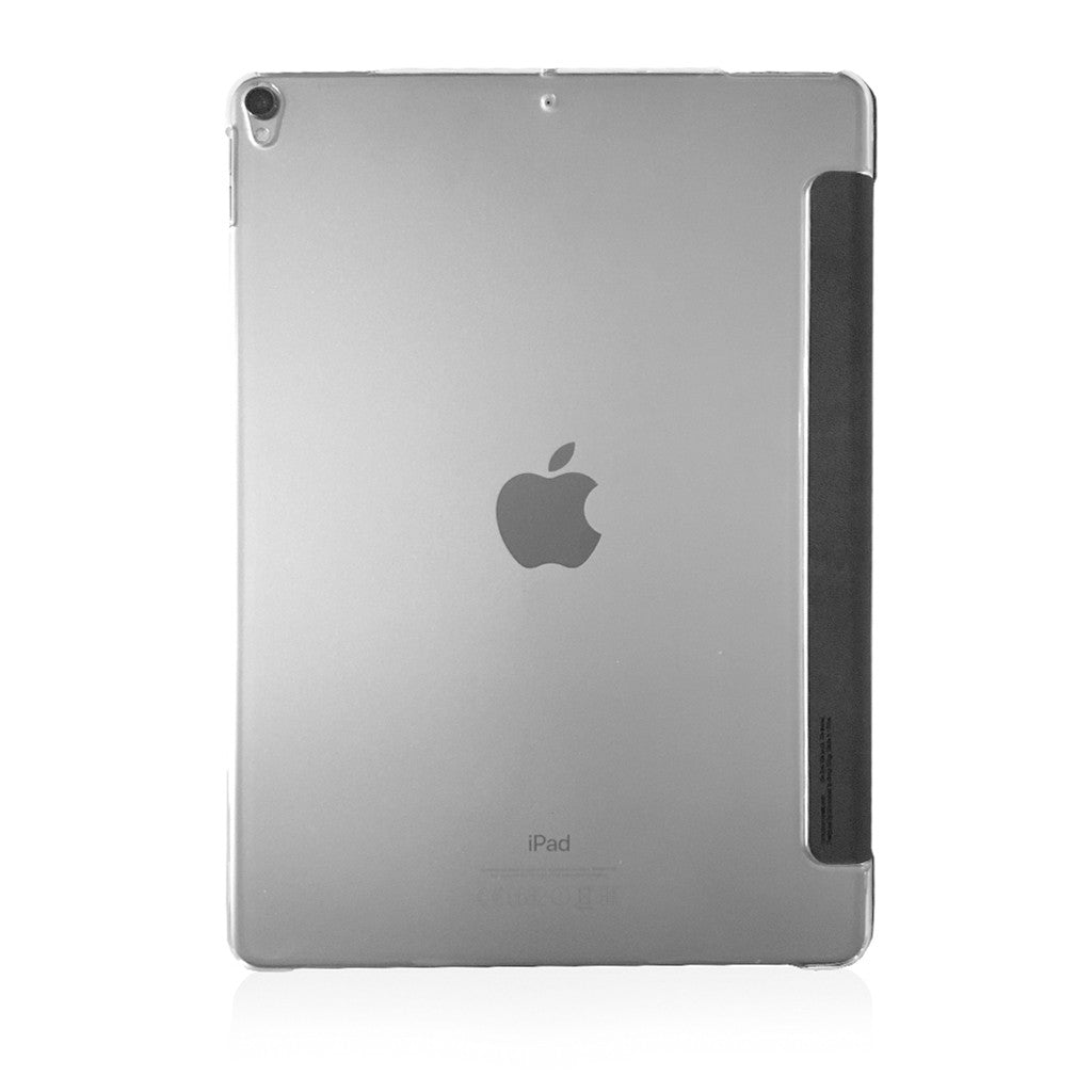 Lucid Folio |  Ultra Slim Hard Flip for iPad Pro 10.5-inch w/ Auto On-Off  - Charcoal