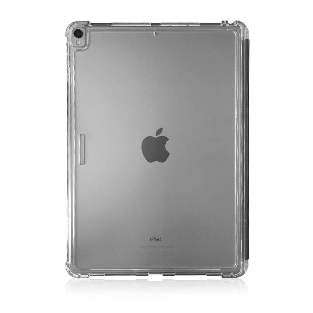 "LUCID PLUS FOLIO | Shock Resistant Detechable Folio Case for iPad Pro 10.5"" - Charcoal"