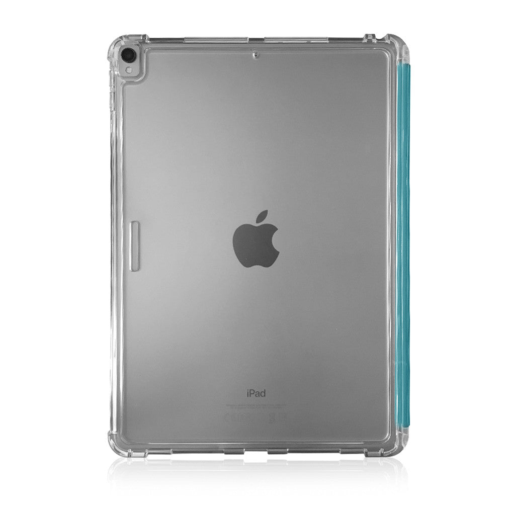 "LUCID PLUS FOLIO | Shock Resistant Detechable Folio Case for iPad Pro 10.5"" - Blue"