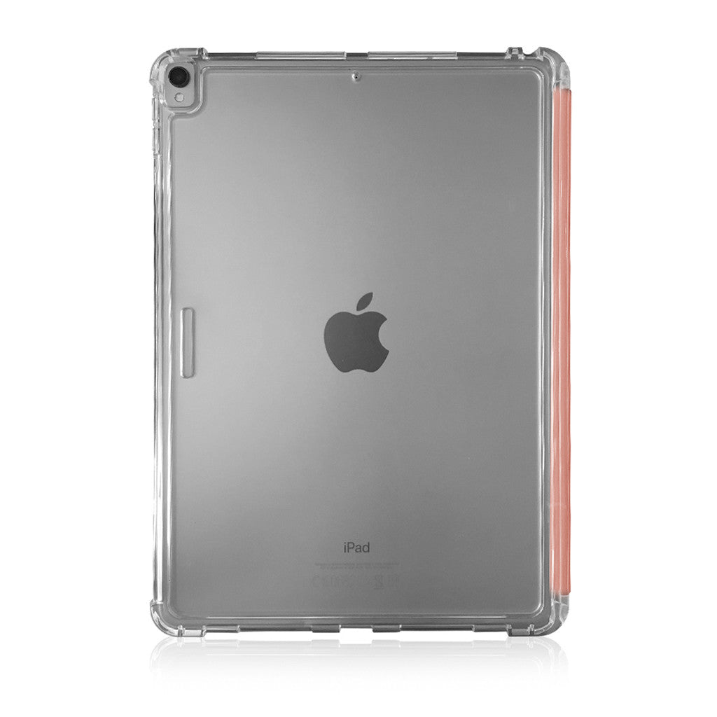 "Lucid Plus Folio | Shock Resistant Detechable Folio Case for iPad Pro 10.5"" - Coral"