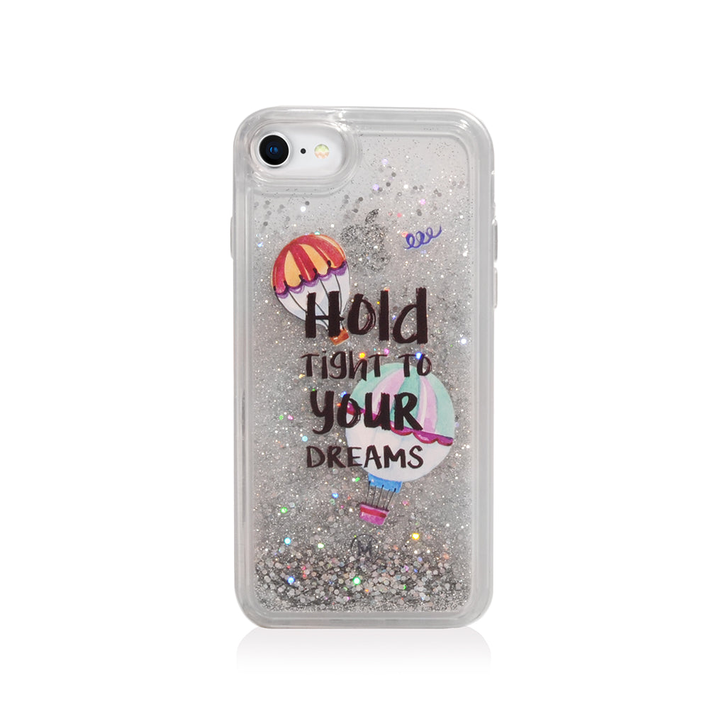 Pattern Lab | Liquid Glitter Case for iPhone 8/ 7/ 6s /6 - Dream