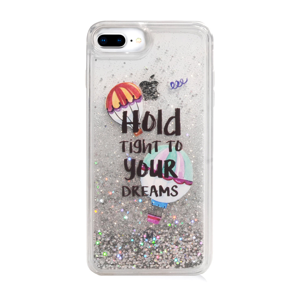 Pattern Lab | Liquid Glitter Case for iPhone 8 Plus/ 7 Plus/ 6s Plus/ 6 Plus  - Dream
