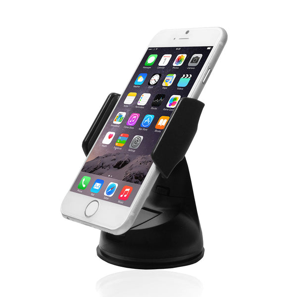 AUTOMOTIVE | Compact Dashboard and Windshield Mount Mini with spring holder for Smartphones