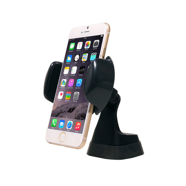 AUTOMOTIVE | Dashboard/Windshield Mount w/ Spring Holder for Smartphones