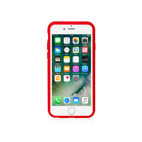 Lucid | Shock Protection Case for iPhone 7/ 6s/ 6 - Red