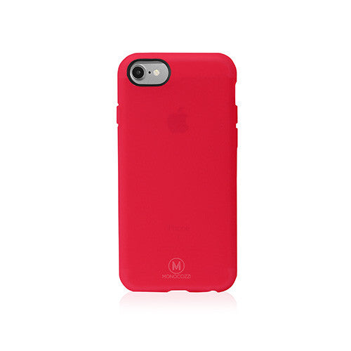 LUCID | Shock Protection Case for iPhone 8/ 7/ 6s/ 6 - Red