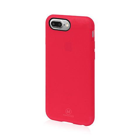 LUCID | Shock Protection Case for iPhone 7 Plus/ 6s Plus/ 6 Plus - Red