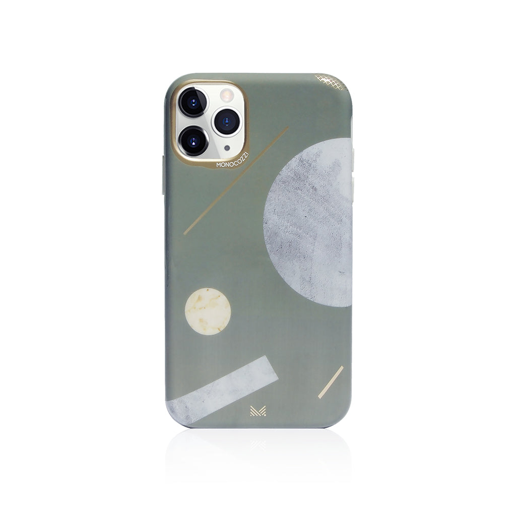 Pattern Lab|Soft TPU Bumper Cover for iPhone 11 / 11 Pro / 11 Pro Max - Shape