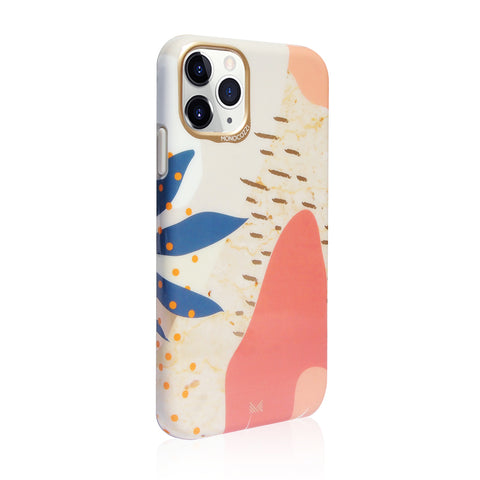 Pattern Lab|Soft TPU Bumper Cover - Floral