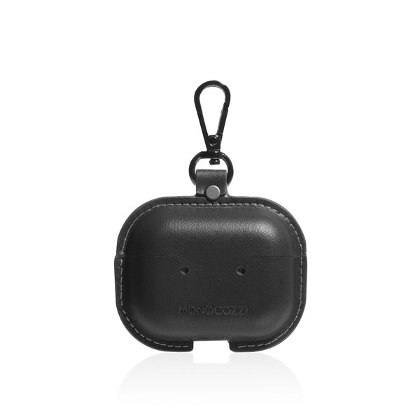 Exquisite | Handcrafted Genuine Leather Case for AirPods Pro - Charcoal