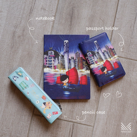 MONOCOZZI x Little Lon - Hong Kong Theme Package - Set C