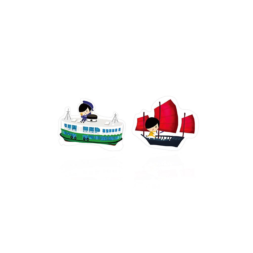 Little Lon x MONOCOZZI | Seals Set - 4in1