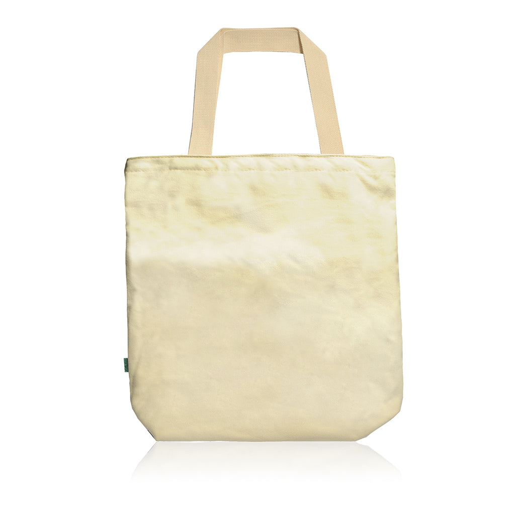 Little Lon x MONOCOZZI | Canvas Tote Bag - Happy Store