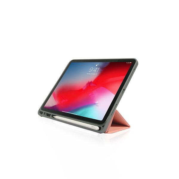 Lucid Plus Folio | Shock Resistant Folio Case with Apple Pencil Slot for iPad Pro 11