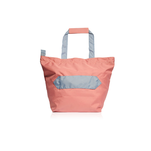 Bon Voyage | Traveler Foldable Spare Bag - Coral