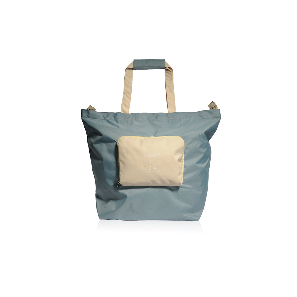 Bon Voyage | Traveler Foldable  Spare Bag - Green