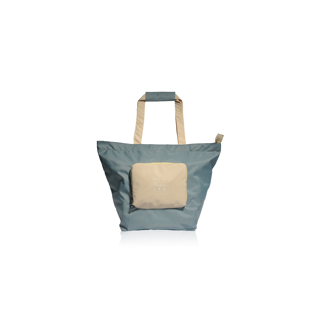 Bon Voyage | Traveler Foldable Spare Bag (Small) - Green