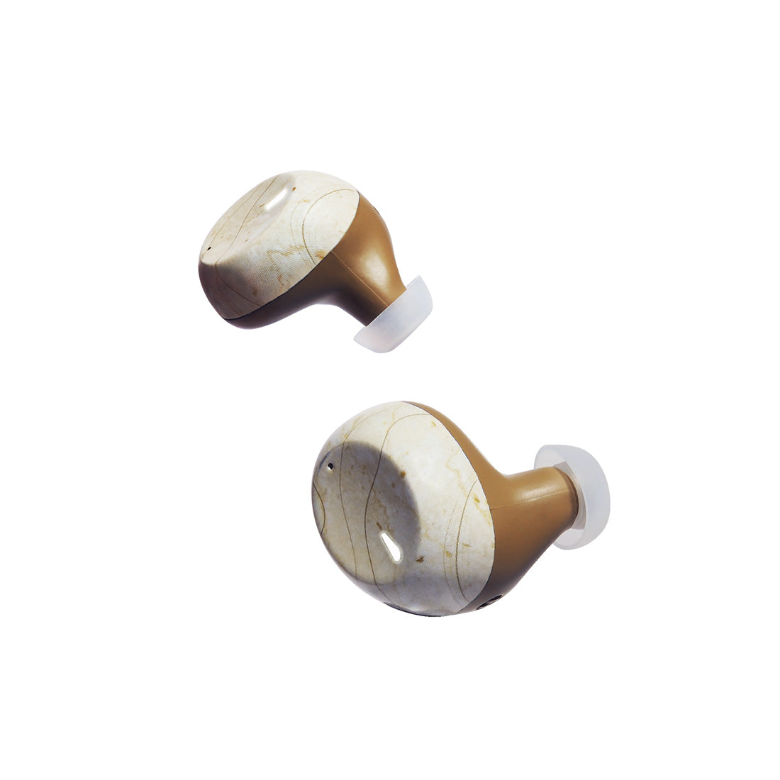 MONOCOZZI|Model X True Wireless Bluetooth Earbuds - Cream Quartz